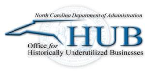Historically Underutilized Businesses logo