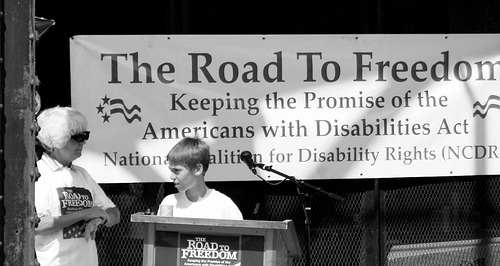 ada american with disabilities act essay The americans with disabilities act, passed by a democratic congress with support from republican senate leader bob dole and signed by president george hw bush, is widely regarded as a major bipartisan achievement, in the same rarefied category of near-universally admired legislation as the civil.
