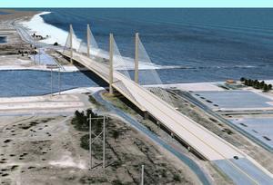 DelDot bridge