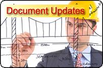Document Updates sign