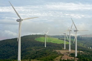 Japan wind farm