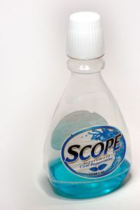 scope mouthwash versus scope of services