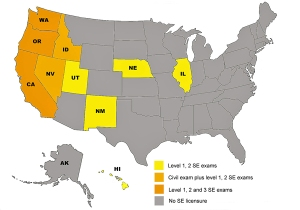 States with Certification Requirements